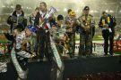 Falubaz Zielona G�ra, podium, z�oty medal, DMP
